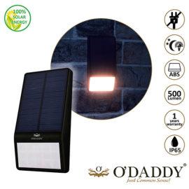 Odaddy Nodus Solar Wandlamp Hoofd