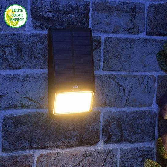 Odaddy Nodus Solar Wandlamp Sfeer 4