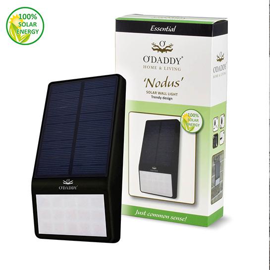 Odaddy Nodus Solar Wandlamp Vrijstaand 2