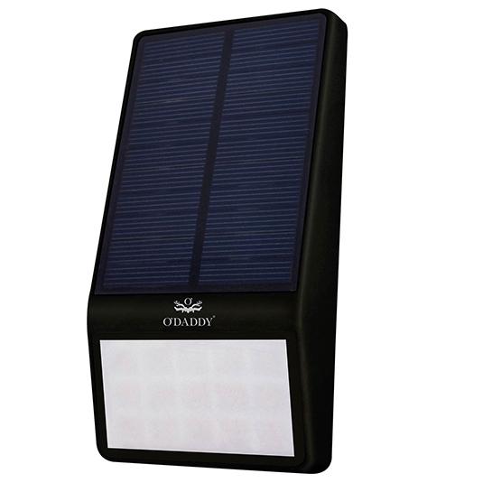 Odaddy Nodus Solar Wandlamp Vrijstaand