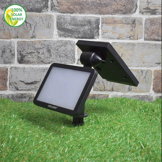 Odaddy Turais Solar Tuinlamp Sfeer 2