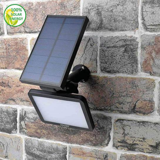 Odaddy Turais Solar Tuinlamp Sfeer
