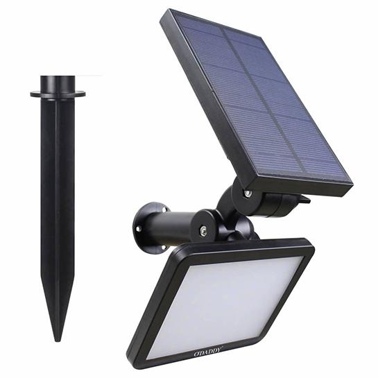 Odaddy Turais Solar Tuinlamp Vrijstaand