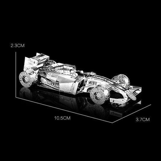 Metalen 3d Auto Maten