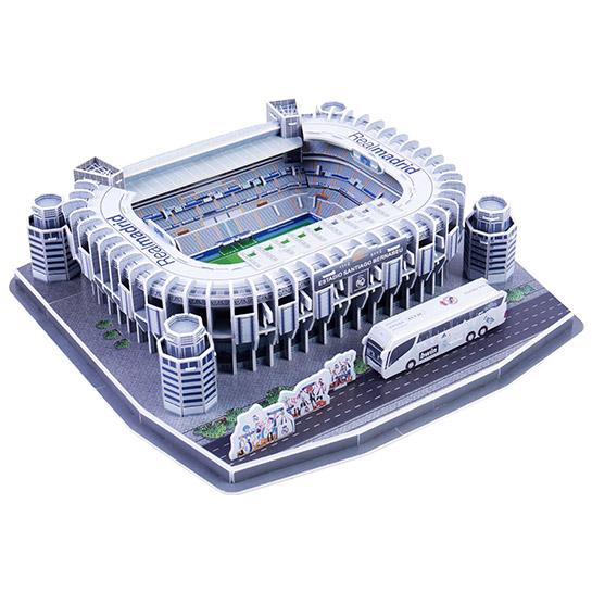 Puzzel Estadui Stantigao Bernabéu