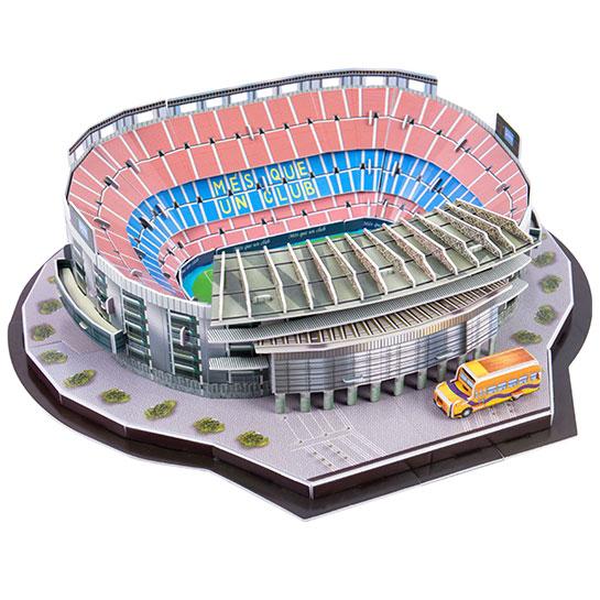 Puzzel Nou Camp Stadium