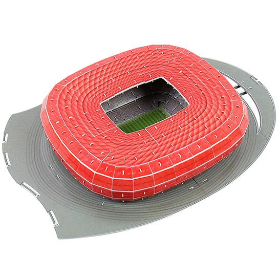 Puzzel Germany Munich Football Stadium