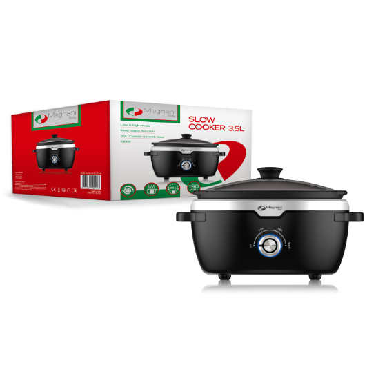 Magnani Italy Slow Cooker
