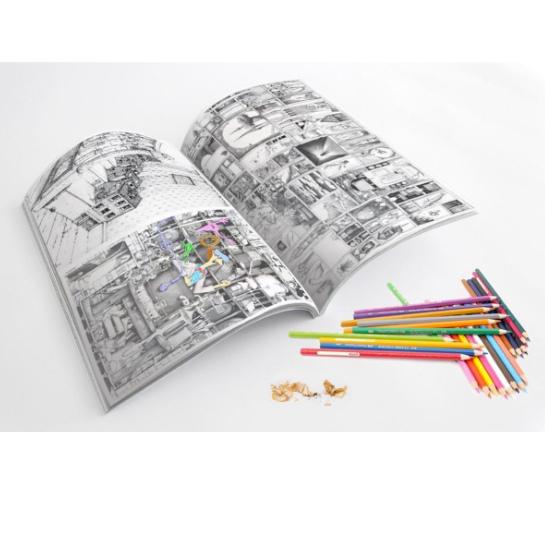 Kleurenboeken Voor Volwassenen Ravensburger