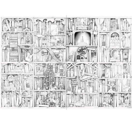 Ravensburger Tekenboek Voor Volwassenen