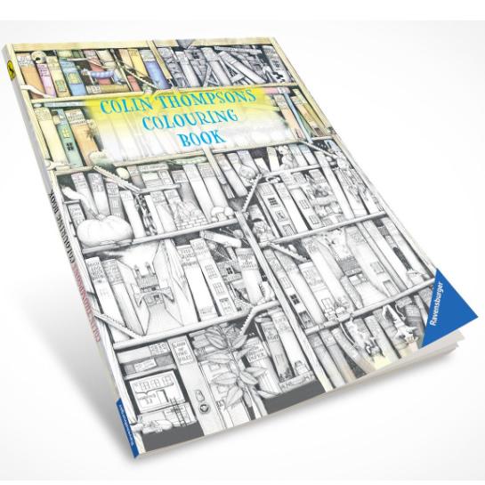 Ravensburger Tekenboek