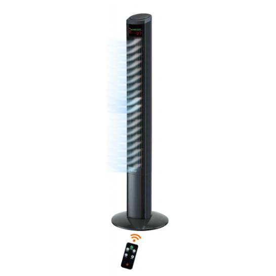 Dutch Originals Ventilator Zwart