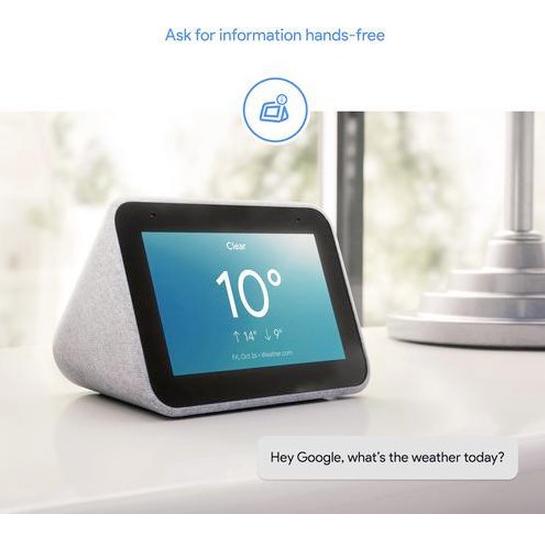 Lenovo Smart Clock Google