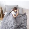 Verzwaringsdeken Slapen