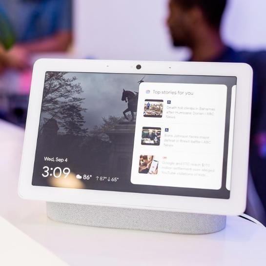 Max Hub Google Nest
