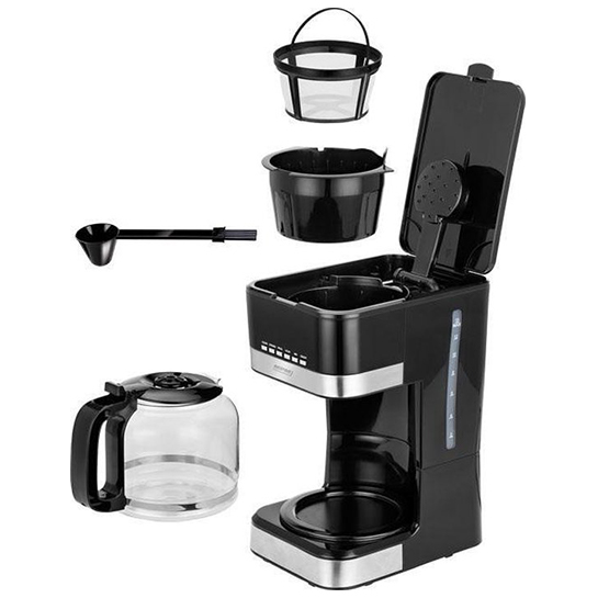 Mpm Filterkoffie Machine Mkw 05 Koffiezetapparaat Vrijstaand