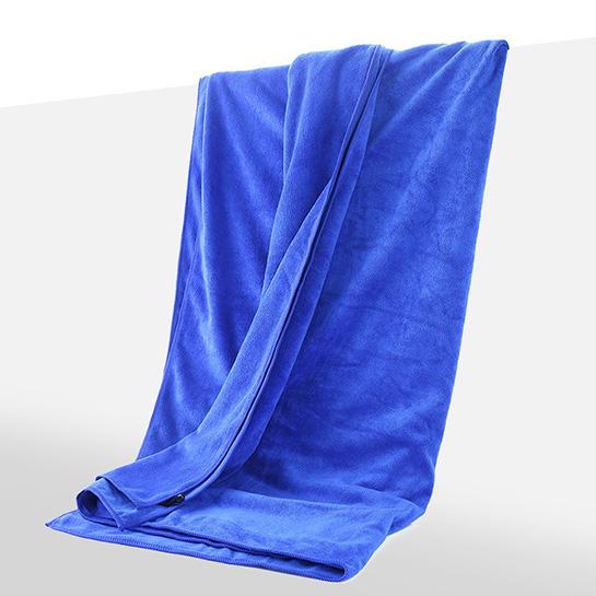 Microdoek Blauw Vrijstaand