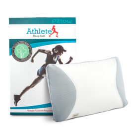Athlete Ergo Pillow White Sfeer 1