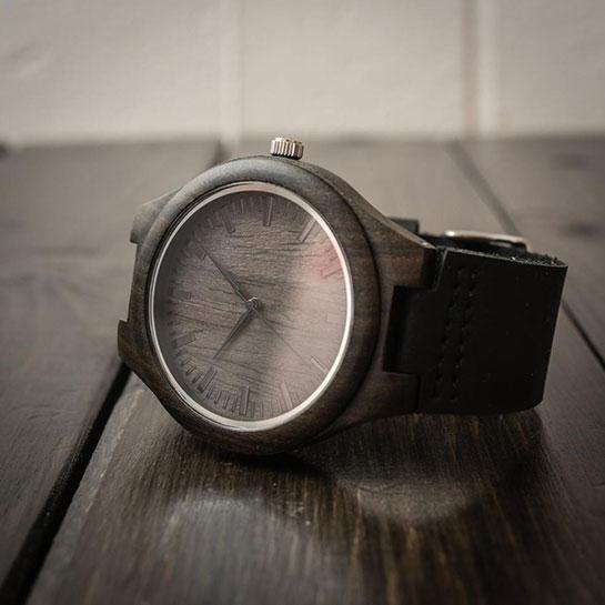 Houten Horloge 'to My Son' Sfeer