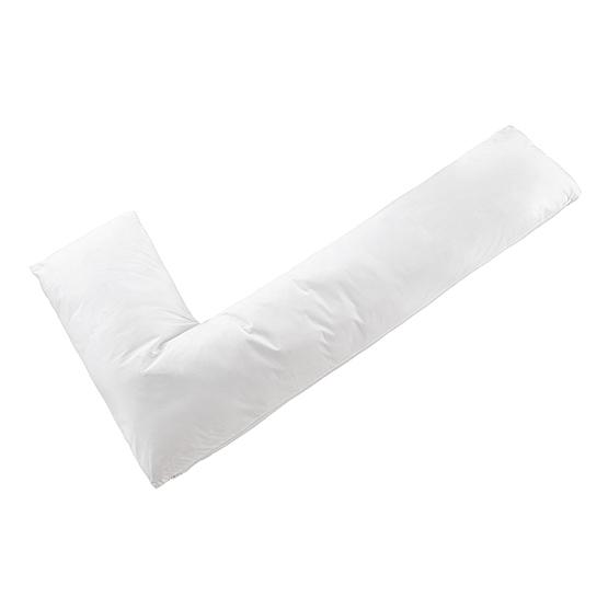 Hug Pillow White Vrijstaand