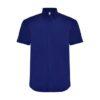 Overhemd Korte Mouwen Blauw 545x545