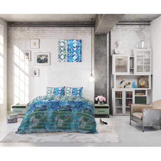 Sfeer Leyla Turquoise 545x545