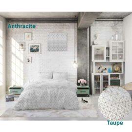 Hoofdafbeelding Gino 2 Taupe+anthracite
