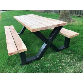Picknick Tafel Volledig 545x545