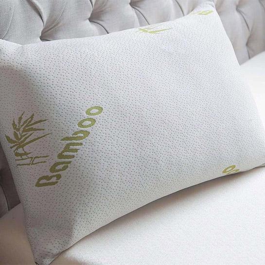 Bamboe Kussen 50x70 Sfeer 1