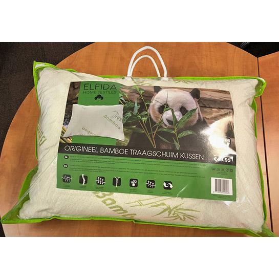 Bamboe Kussen 50x70 Sfeer 3