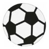 Close Up House Of Kids Vloerkleed Voetbal 75 Cm 545x545