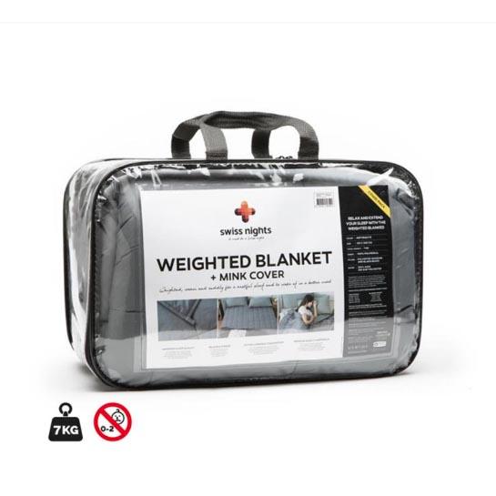 In Verpakking Met Gewicht Mink Verzwaard Dekbed 545x545