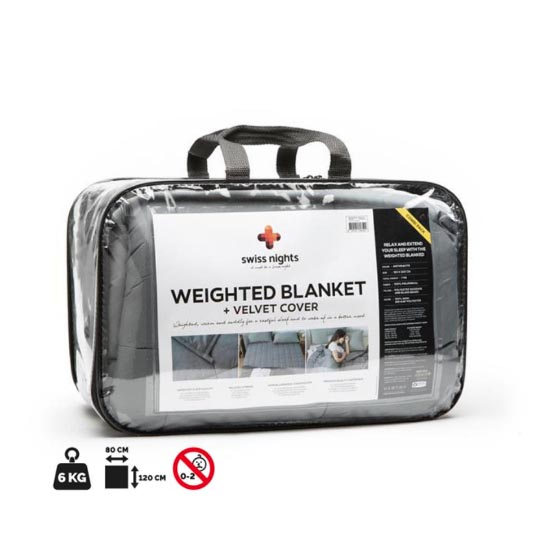 In Verpakking Met Gewicht Verzwaard Dekbed 545x545