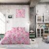 Sfeer Tropical Flamingo Pink