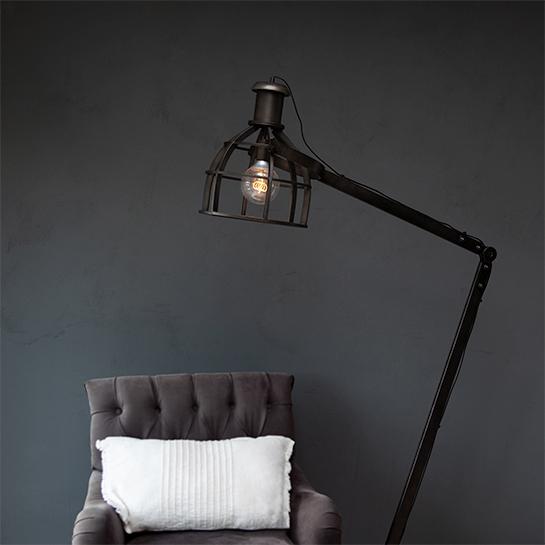 Brilliant Matrix Vloerlamp 3