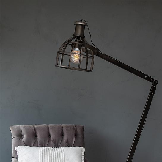 Brilliant Matrix Vloerlamp 4