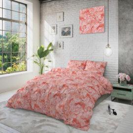 Dekbed Flamingo Rush Pink Sfeer