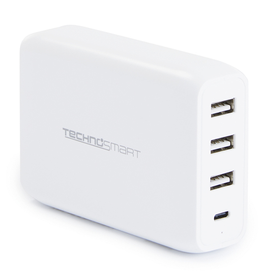4 Port Charger 4