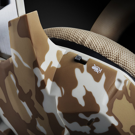Army Gaming Headset Images Bruin Close Up 3