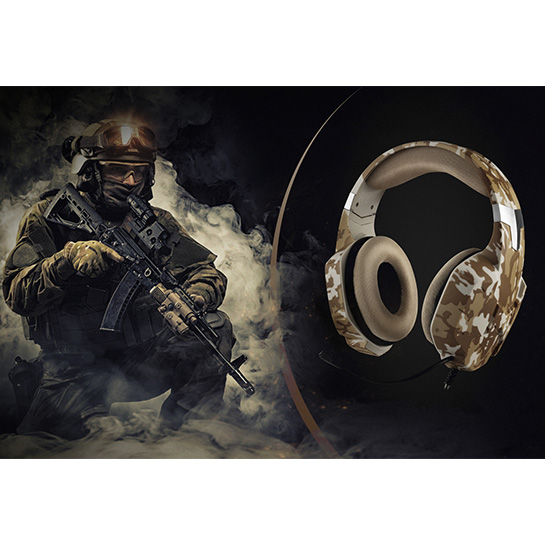 Army Gaming Headset Images Bruin Sfeer 1