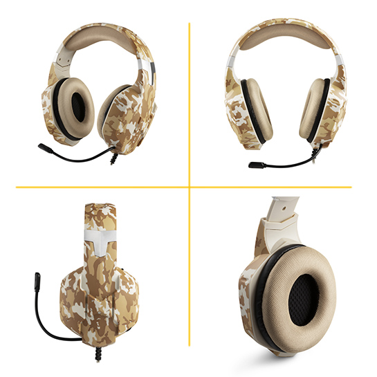 Army Gaming Headset Images Bruin Vrijstaand 2