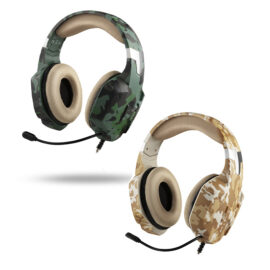 Army Gaming Headset Images Hoofd