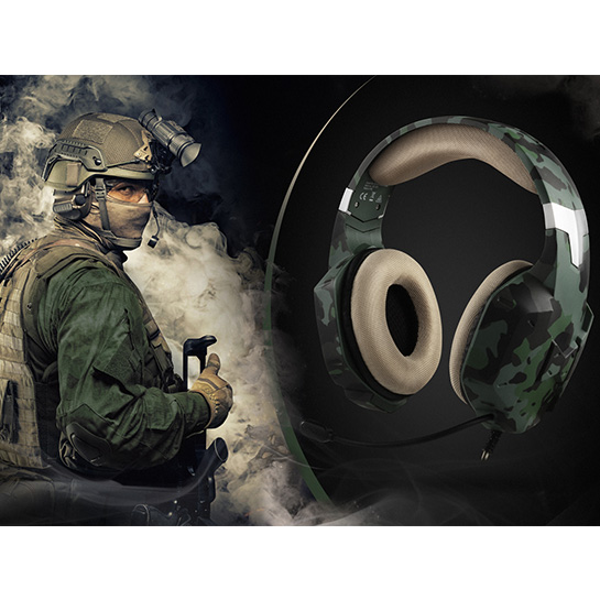 Army Gaming Headset Images Sfeer 1