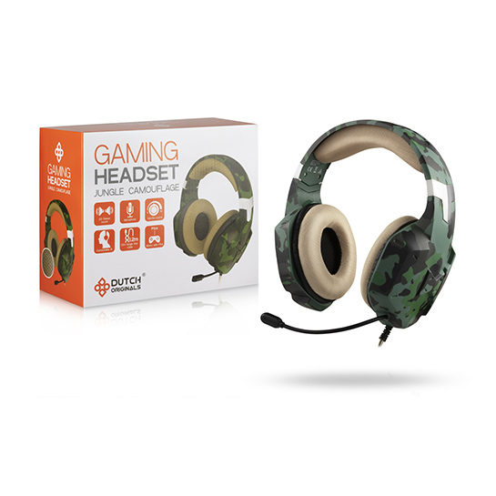 Army Gaming Headset Images Vrijstaand 1