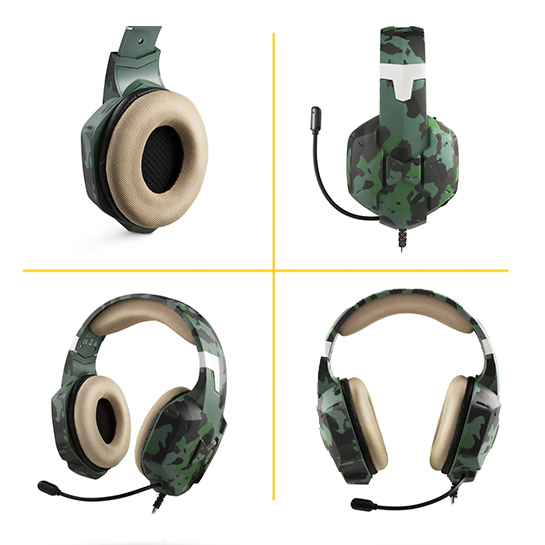 Army Gaming Headset Images Vrijstaand 2