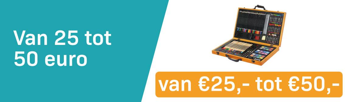 Van 25 Tot 50 Euro