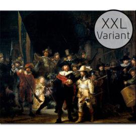Rembrandt Schilderen Op Nummers Xxl