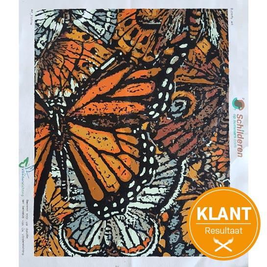 Klanten Resultaat Butterflyart