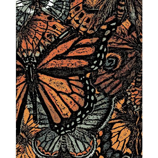 Butterfly Art Iris4me