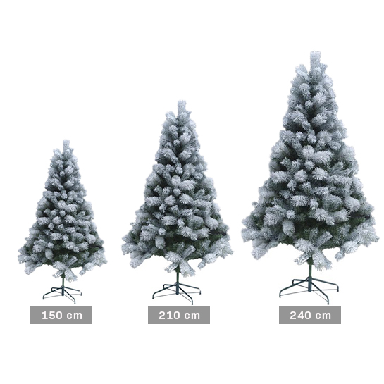 Kerstboom Trio